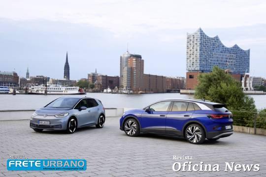VW aposta em elétricos, sem descartar híbridos
